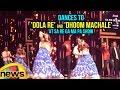Aishwarya Rai dances to Dola Re and Dhoom Machale..