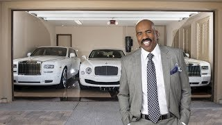 Steve Harvey's Lifestyle ★ 2018