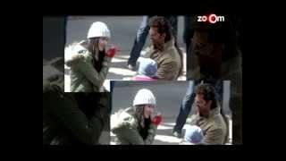 Bang Bang Movie Hrithik Roshan Loses His Cool On Katrina