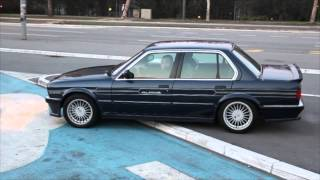 ALPINA BMW E30 C1 2.5 #43 OF 51 IN THE WORLD