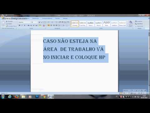 escaneando na HP Deskjet 1510 series