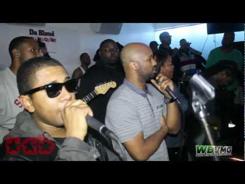 UCB - Splash Girl @ Layla Lounge 1-1-13 OFFICIAL VIDEO @WBVMG