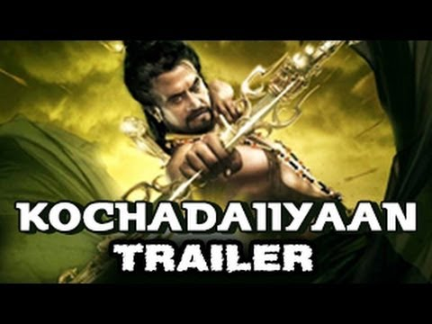 Kochadaiiyan -The Legend- Theatrical Trailer ft Rajnikanth & Deepika Padukone RELEASES
