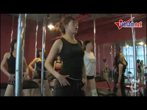 Xem girl Trung Quốc sexy múa cột