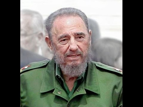 Fidel Castro Makes First Public Appearance In 9 Months