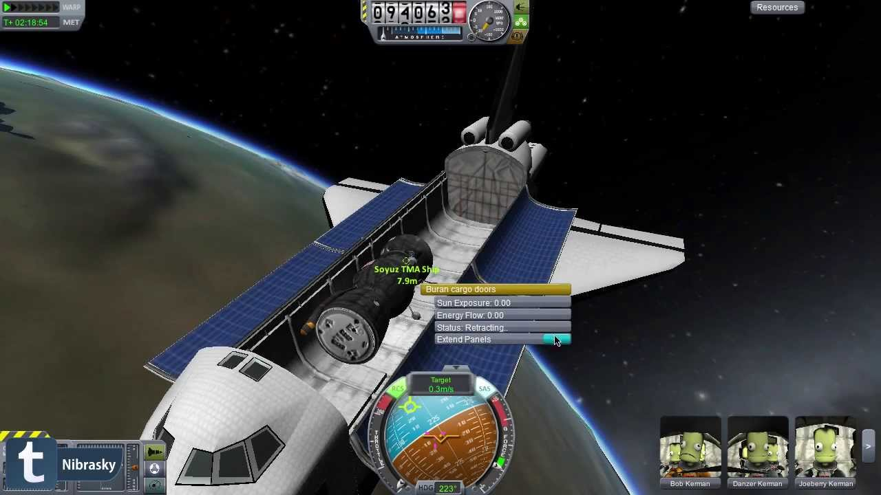 kerbal space program shuttle designs - photo #1