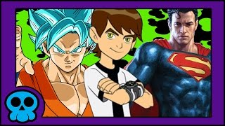 Why Ben 10 Can Beat Goku, Superman, and Pretty Much ANYONE   Tracing the Border #1