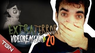 """Extra Terror Video-reacción 20#"" - MIRROR"