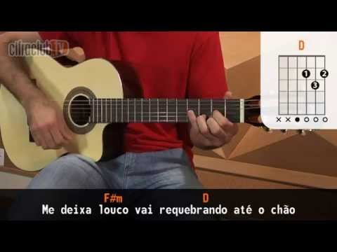 Da Cor do Pecado - Fernando e Sorocaba (aula de violão completa)