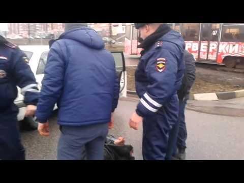 ДТП Старый Оскол 23 февраля 2016