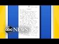 George W. Bushs Inauguration Day Letter to Barack Obama