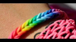 NEW! (without AUDIO) How To Make A Rainbow Fish Tail