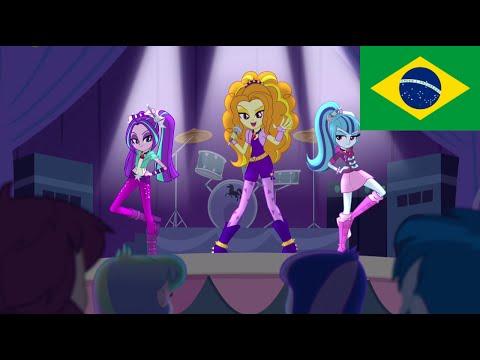 O Feitiço Te Levou - Under Our Spell Brazillian Portuguese HD | MLP: EG Rainbow Rocks em português