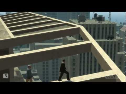 Assassin's Creed Revelation trailer - В стиле GTA4