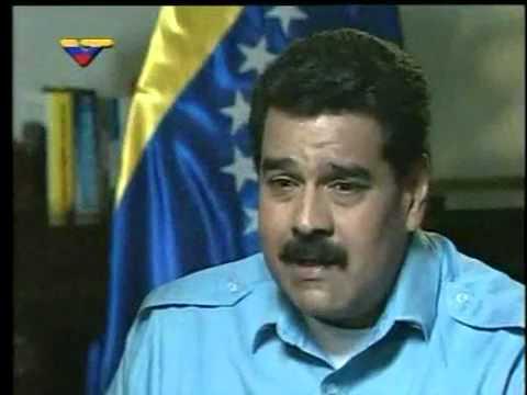 Entrevista de Maduro en CNN [PARTE IV] - WWW.VENEZUELALUCHA.COM