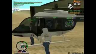 GTA San Andreas PC Multiplayer: Funny Things