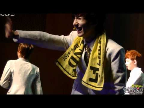[FanCam] 120519 Boyfriend 1st Fan Meeting in Shanghai - Qing Fei De Yi [Minwoo Focus]
