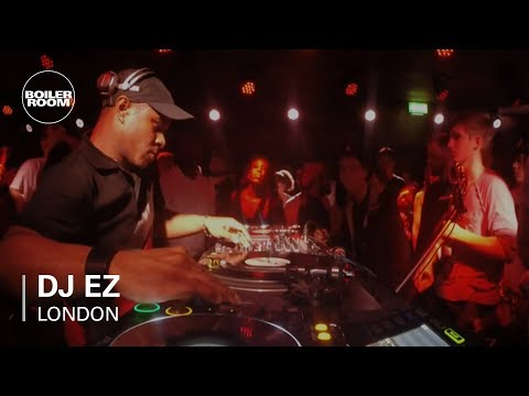 DJ EZ Boiler Room London 3.5 Hour DJ Set