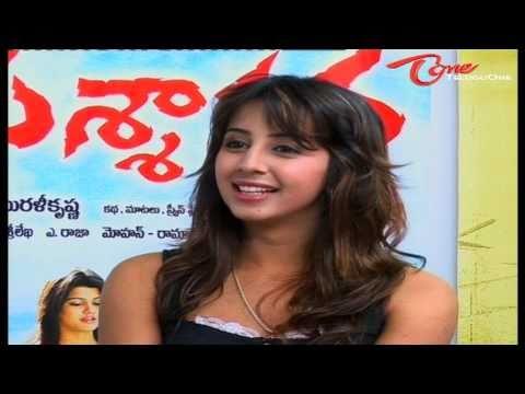 Cute Heroine Sanjana - Special Interview
