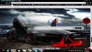 Personalizando A Pagina De Busca No Google Chrome!!!