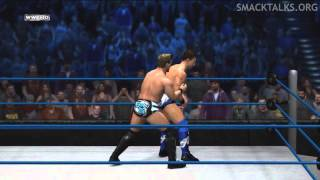 WWE '12: Breaking Point Submission Tutorial
