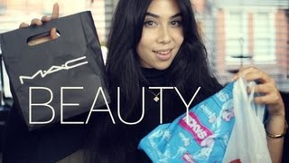 Tar Mar – Mega NYC Beauty Haul! | Drugstore & MAC