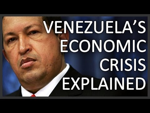 Venezuela's economic crisis explained