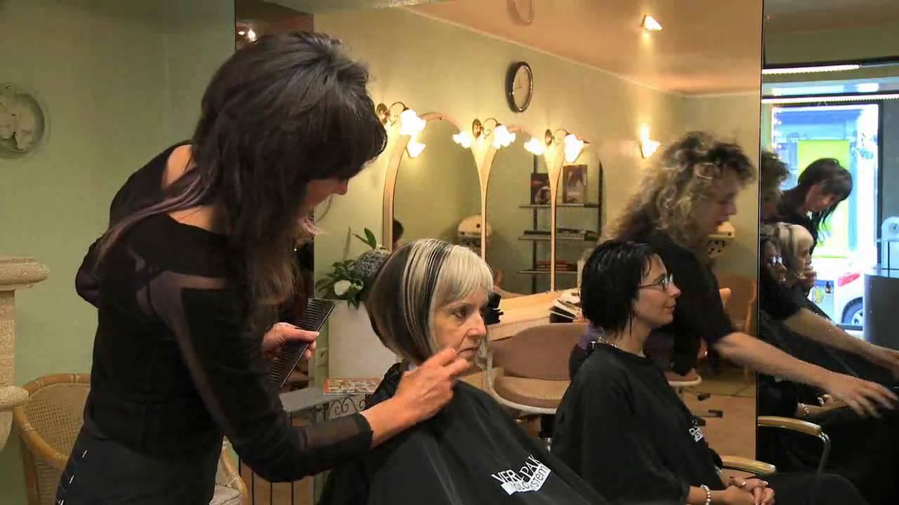 Coiffure Fontaine Salon De Coiffure Pour Femme Et Homme Ath Tournai Youtube