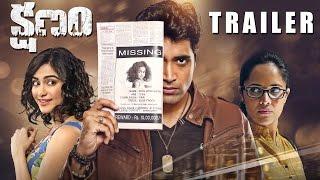 Kshanam Movie Trailer