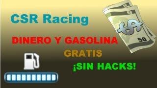 CSR Racing: Cómo Conseguir Dinero Y Gasolina Rápido SIN