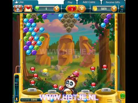 Bubble Origins level 11