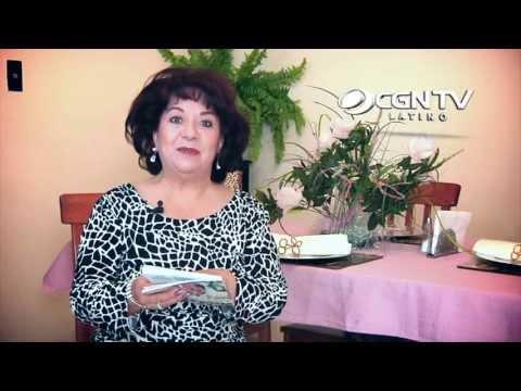 Tiempo con Dios Lunes 27 Mayo 2013, Pastora Araceli de Alvarez
