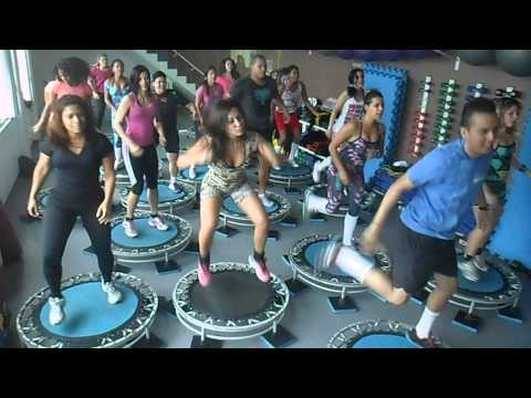 Anitta - Menina Má ( Jump Mix), Coreografado por Profº Guga