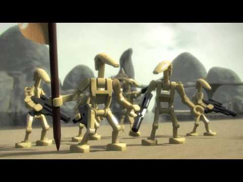 Lego Star Wars - Kashyyyk