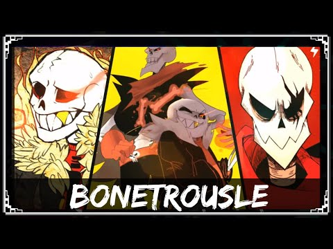 [Undertale Remix] SharaX - Bonetrousle,