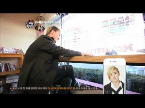 U-Kiss's Eli calling Kevin  [cut], Credit to the owner Watch the full show here: http://www.youtube.com/watch?v=miOyr2-Fjl8