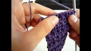 Cómo Hacer Una Banda Para El Pelo O Diadema En Crochet