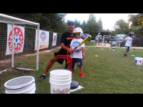 Key Components of a Sound Baseball Swing (5 & 6 year olds)