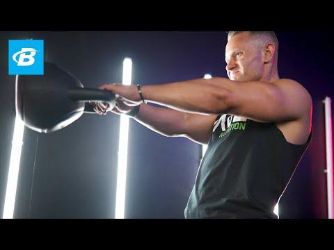 Fat Blasting HIIT Workout | Blake Holman x VADE Nutrition