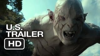 The Hobbit: The Desolation of Smaug U.S. Official Trailer #1 (2013) - Lord of the Rings Movie HD