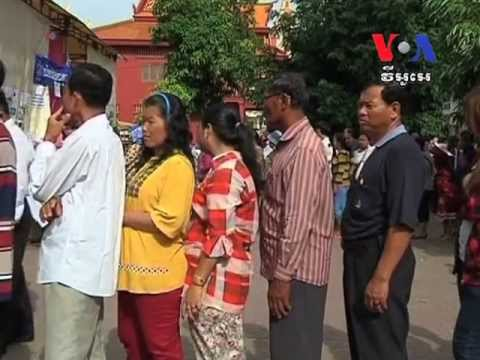 Cambodians Voters Wish Election Results Honored ​