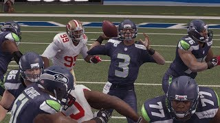 Seattle Seahawks Vs San Francisco 49ers NFC Championship