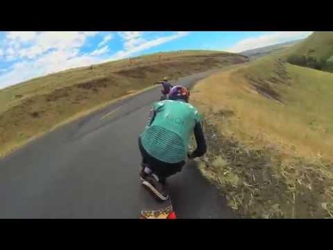 Maryhill 2013 - Longboard Colombia