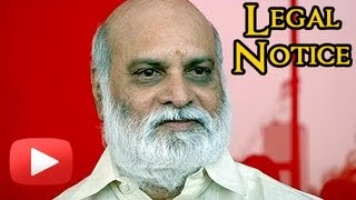 Legal Notices To Director Raghavendra Rao