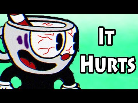 Cuphead - OW, MY SOUL.