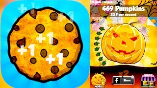 COOKIE CLICKERS HALLOWEEN EDITION!! Gameplay Part 2