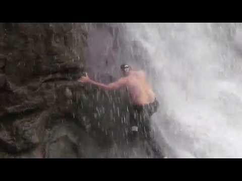 bhaja waterfall cross climb2