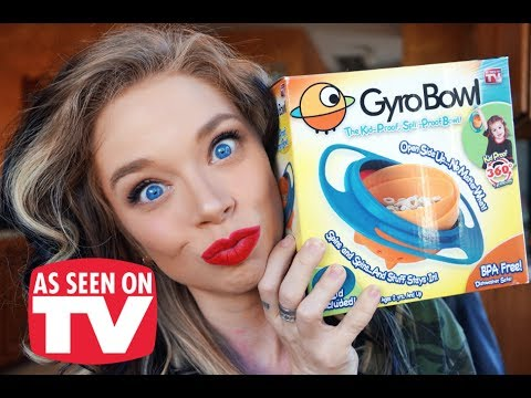 GYRO BOWL- DOES THIS THING REALLY WORK?