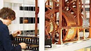 Improvising on a 500 Year old Music Instrument - The Carillon