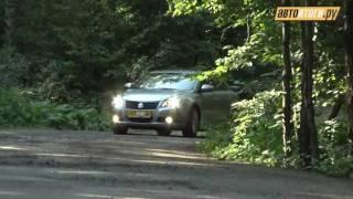 Suzuki Kizashi Тест-Драйв